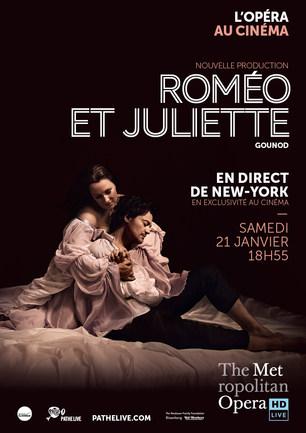 opéra ROMEO ET JULIETTE