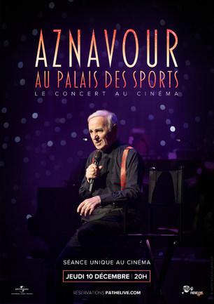 concert Aznavour